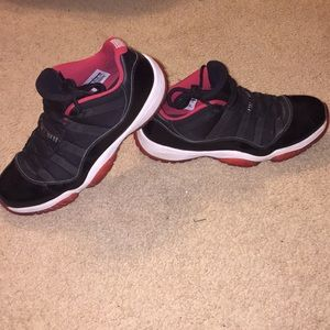 Bred 11 lows